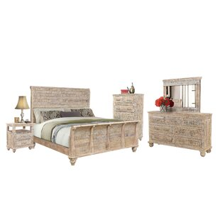 Cummings Panel 3 Piece Bedroom Set