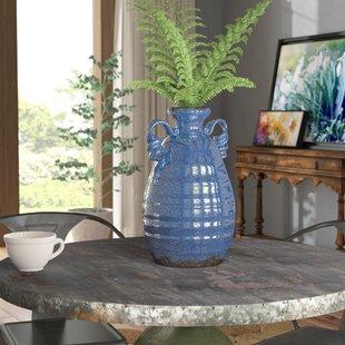 Amphora Ceramic Tuscan Vase