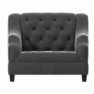 Petrey Armchair by Canora Grey