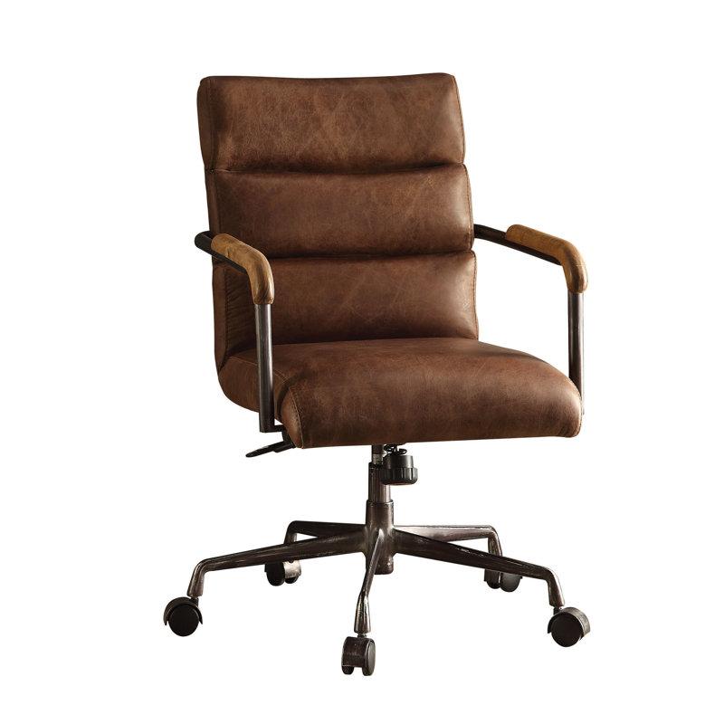 Viggo High Back Leather Executive Chair
