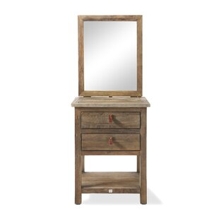 Harbor Dressing Table With Mirror By Riviera Maison