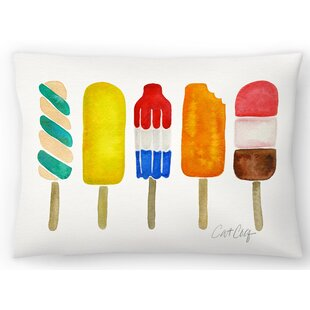 Popsicles Lumbar Pillow