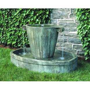 Campania International Concrete Anfora Fountain