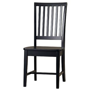 Galilee Solid Wood Dining Chair By Brambly Cottage