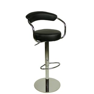Shatley Adjustable Bar Stool By 17 Stories