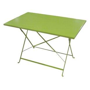 Nifelheim Folding Steel Bistro Table By Sol 72 Outdoor