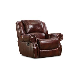Hein Leather Recliner
