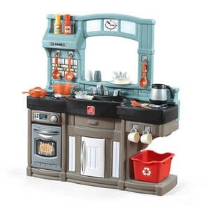 Plastic Play Kitchen plastic play kitchen sets & accessories you'll love | wayfair