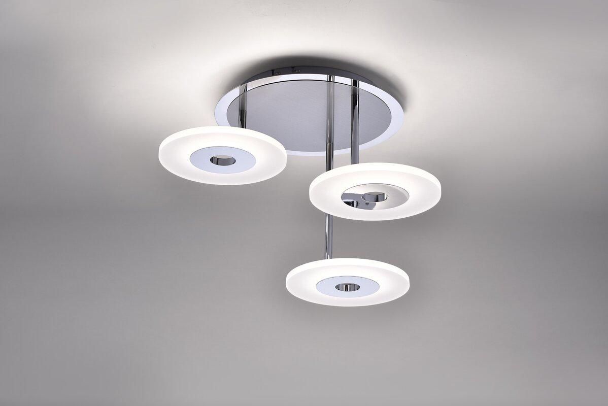caracella led cluster pendelleuchte 3 flammig adali bewertungen. Black Bedroom Furniture Sets. Home Design Ideas