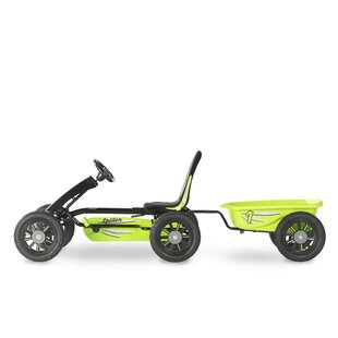 Spider Go Kart With Trailer By Exit Toys