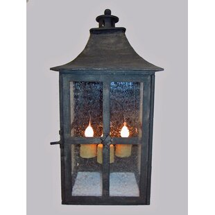 Arceneaux 2-Light Outdoor Wall Lantern by..