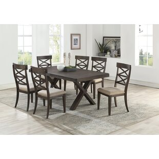 Cho 7 Piece Dining Set by Gracie Oaks Top Reviews