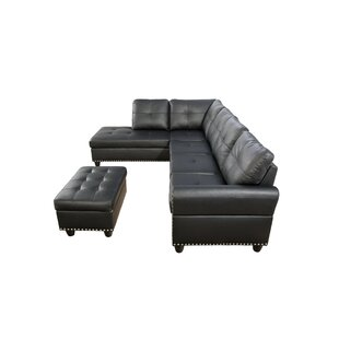 Red Barrel Studio San Marcos Sectional wi..