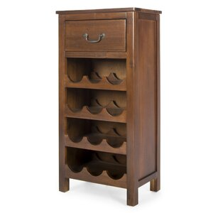 Westby 12 Bottle Floor Wine Bottle Rack