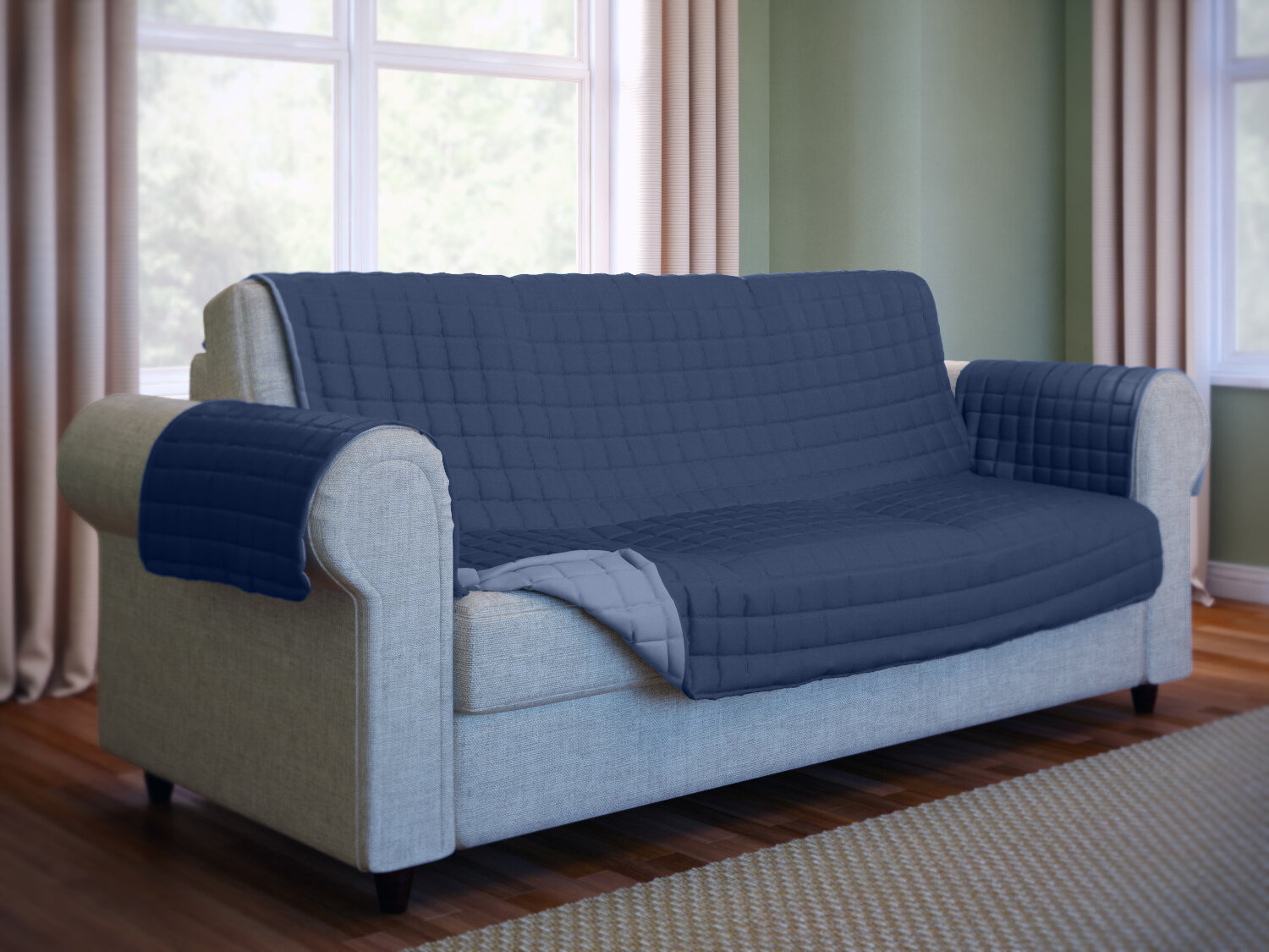 Couch Covers Leather Couch All Slipcovers You Ll Love In 2020