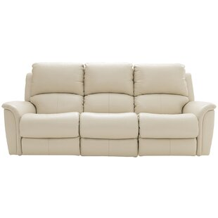 Kennedy Leather 3 Seater Reclining Sofa By La-Z-Boy UK