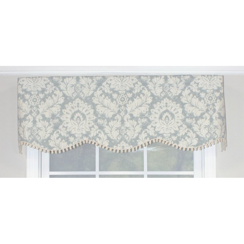 Darby Home Co Remigio 50 Window Valance Reviews Wayfair