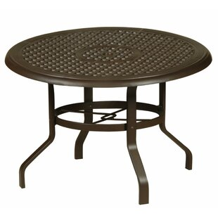 Born Metal Dining Table by Darby Home Co
