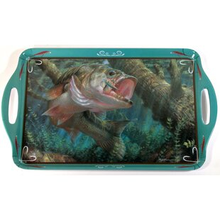 Melamine Fish Serving Tray