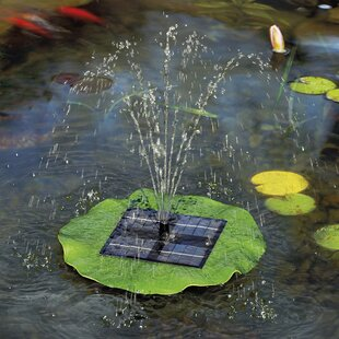 Tindall Polystone Solar Fountain By Sol 72 Outdoor
