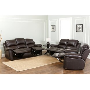 Darby Home Co Blackmoor Reclining Configurable Living Room Set