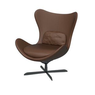 Lazy Swivel Arm Chair by Calligaris