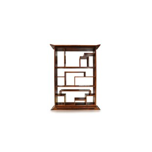 Cecere Geometric Bookcase by Brayden Studio