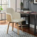 Soule Upholstered Solid Back Arm Chair by Corrigan Studio®