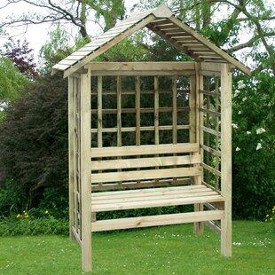 Cheap Price Vara  Wooden Arbour