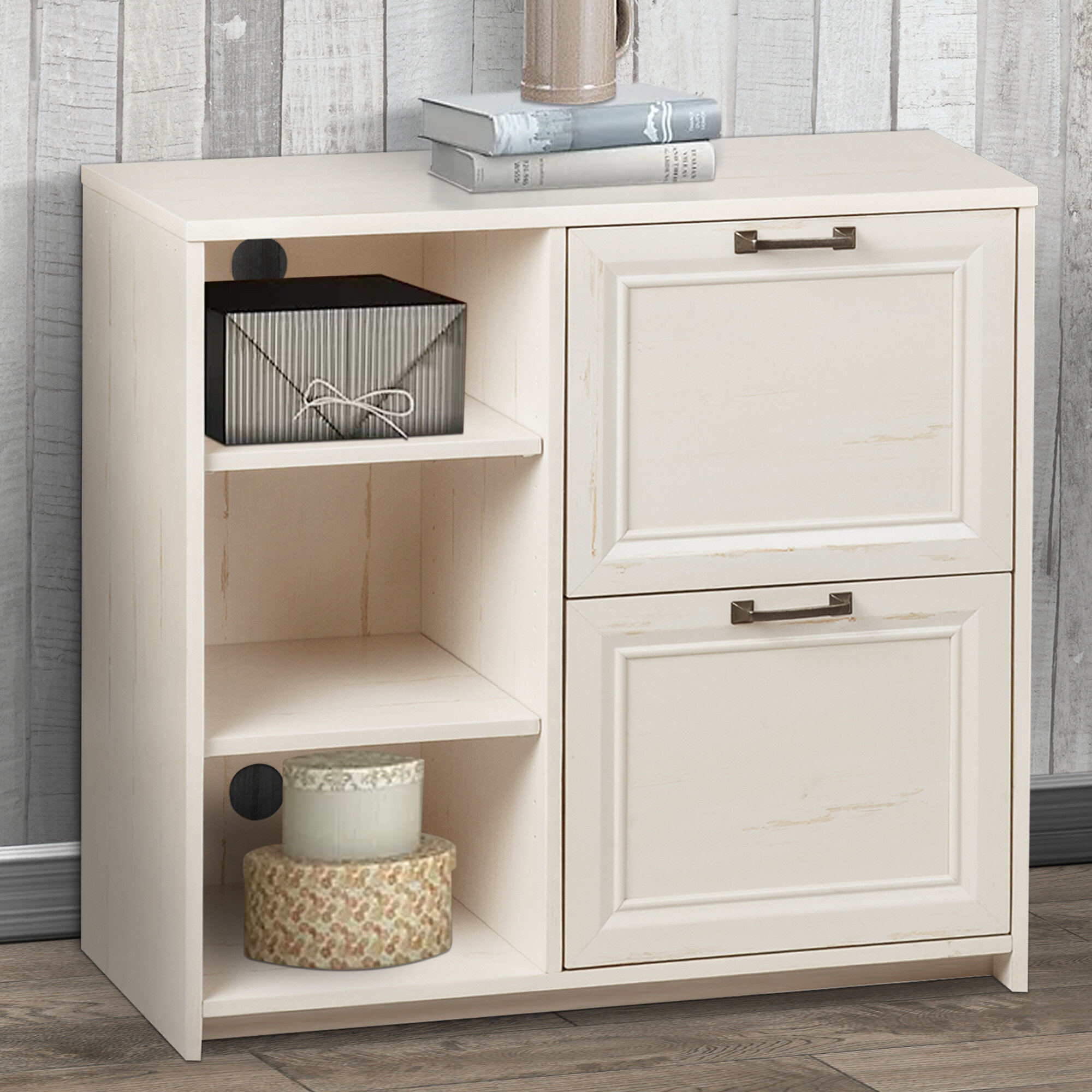 Oliwia 2 Drawer Lateral Filing Cabinet