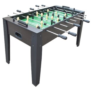 Hurricane 2'3 Foosball Table By Hathaway Games