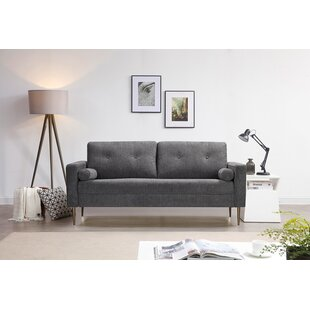 Thursten 71 Square Arm Sofa by Wrought Studio