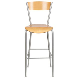 Bargain Jazmin 30 Bar Stool by Ebern Designs Reviews (2019) & Buyer's Guide