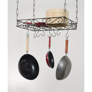 Wire Pot Rack