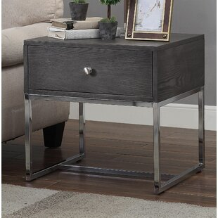 Price comparison Beckwith End Table by Brayden Studio