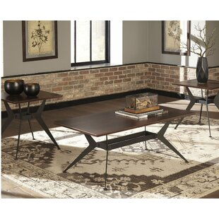 Wrought Studio Schaeffer 3 Piece Coffee Table Set