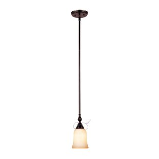 Alcott Hill Edgington 1-Light Cone Pendant