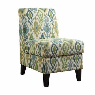 Ophelia & Co. Vidalia Slipper Chair