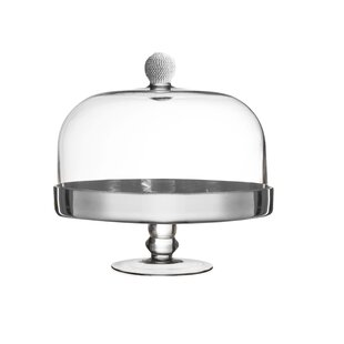 sc 1 st  Wayfair & Pedestal Cake Plate With Dome | Wayfair