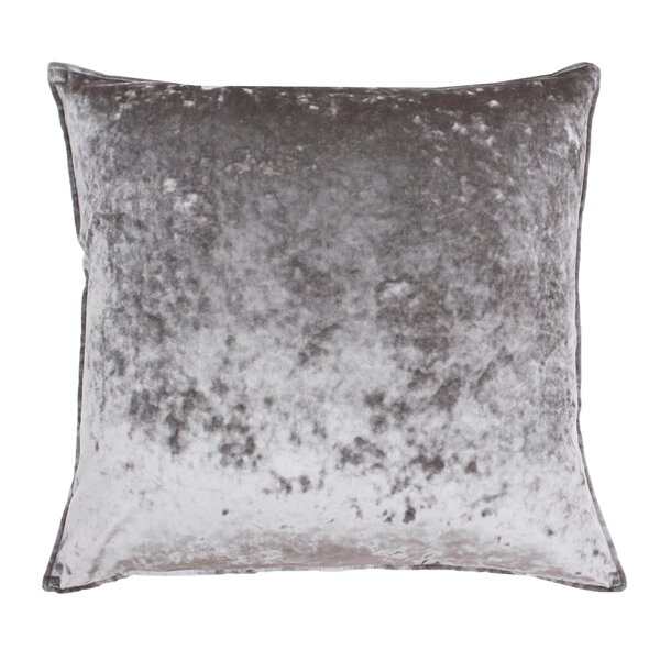 Everly Quinn Cia Velvet Throw Pillow & Reviews by Everly Quinn