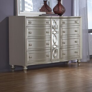 Anette 8 Drawer Double Dresser