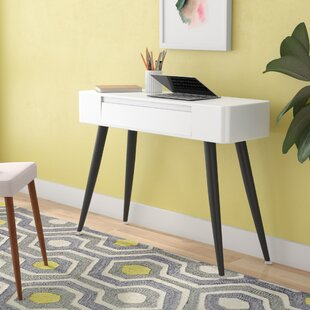 Dorinda 1 Drawer Writing Desk