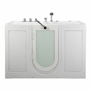 Ella Walk In Baths Tub4Two Two Seat Outward Swing Door with Huntington Bra..