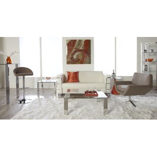 Bergenfield 2 Piece Coffee Table Set