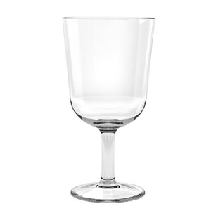 Ms Tumbler 470ml Plastic Stemmed Wine Glass (Set Of 4) By Tar Hong