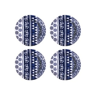 Wessex Old Town Melamine Salad Plate (Set of 4)
