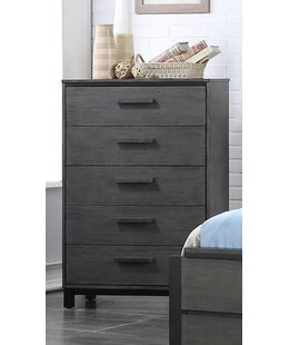 Hidalgo 5 Drawer Chest by Brayden Studio Great price