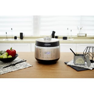 3-Cup Induction Heating Pressure Rice Cooker