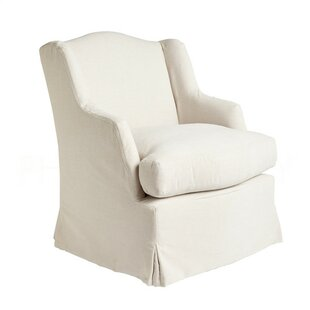 William Swivel Wingback Chair by Aidan Gray