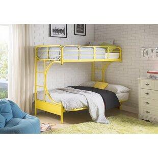 Vanderpol Twin over Full Bunk Bed